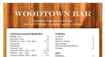 Bar Menu Themes