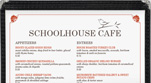Cafe Menu Themes